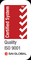 Quality ISO 9001 Logo
