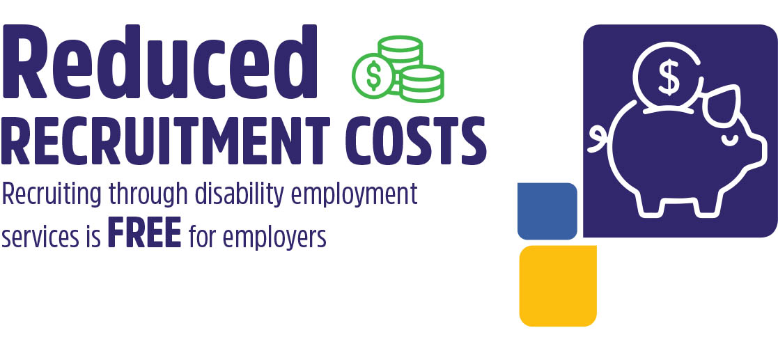 Reduced recruitment costs